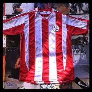 Albirroja Soccer Jersey